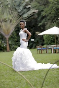 Wedding Gown, Not sold on Skeymart, Display Only